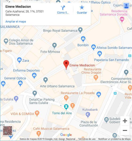 Mapa situacion Eirene Madiacion